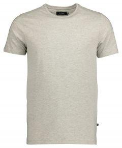 Matinique t-shirt - slim fit - grijs