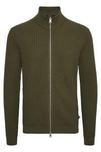 Matinique vest - slim fit - groen