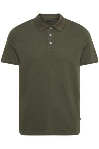 Matinique polo - slim fit - groen