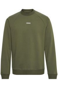 Matinique sweater - slim fit - groen
