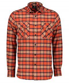 Dstrezzed overhemd - slim fit - oranje
