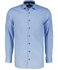Casa Moda overhemd - regular fit - blauw