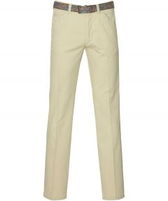 Meyer pantalon Chicago  - modern fit - beige