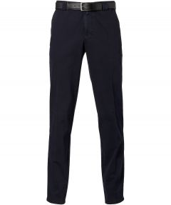 Meyer pantalon Roma - regular fit - blauw