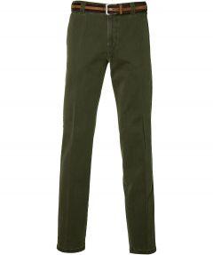 Meyer pantalon Rio - modern fit - groen