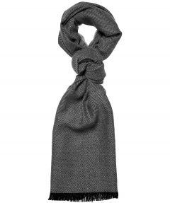 Jac Hensen shawl - antraciet