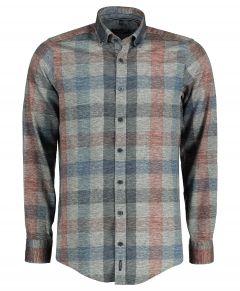 Casa Moda overhemd - modern fit - grijs