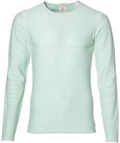 Dstrezzed pullover - slim fit - groen
