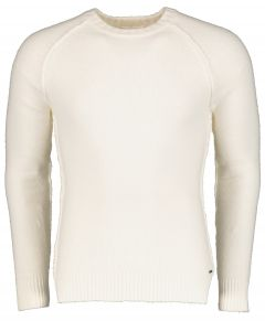 Dstrezzed pullover - slim fit - creme