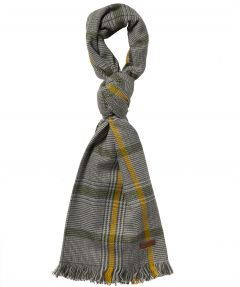 Barts shawl - grijs