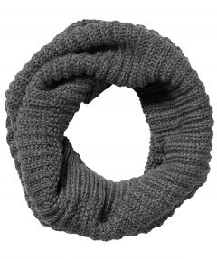 Barts col shawl - grijs