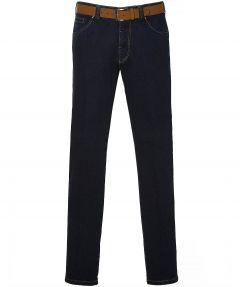 Meyer pantalon Dublin - modern fit - blauw