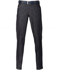 sale - Meyer pantalon - regular fit - blauw
