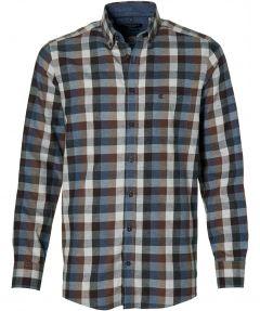 Casa Moda overhemd - regular fit - bruin