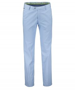 Meyer chino Bonn - modern fit - blauw