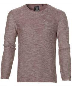 sale - Lerros shirt - modern fit - rood