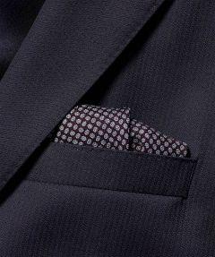 Jac Hensen pochet - bordo