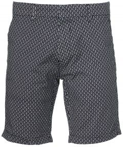 Dstrezzed short - slim fit - blauw