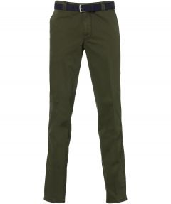 sale - Meyer pantalon - regular fit - groen