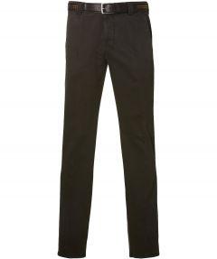 sale - Meyer pantalon Bonn - modern fit - bruin