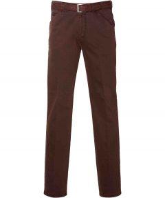 sale - Meyer pantalon Chicago- modern fit - rood