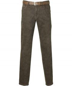 Meyer pantalon Dublin - modern fit - beige