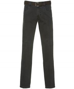 Meyer pantalon Diego - modern fit - grijs