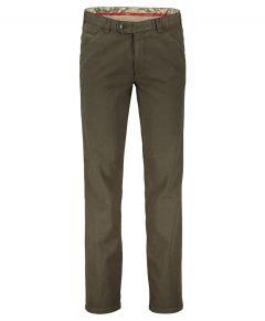 Meyer pantalon Chicago - modern fit - groen
