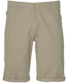 Pionier short Luca - regular fit - beige