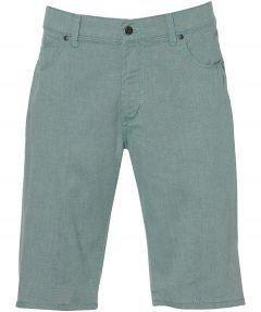 Pionier short - regular fit - groen