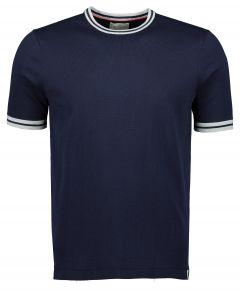 Hensen t-shirt - slim fit - blauw