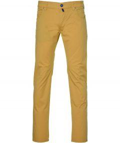Meyer jeans M5 - slim fit - geel