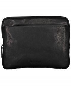 Dstrezzed laptoptas - zwart