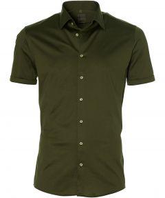 Benvenuto overhemd - slim fit - groen