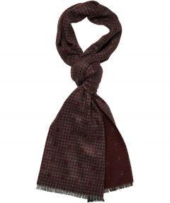 Jac Hensen shawl - rood