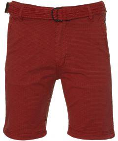 DNR short - modern fit - rood