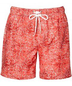 Jac Hensen zwemshort - modern fit - rood