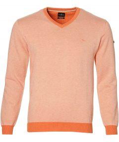 Jac Hensen pullover - modern fit - oranje