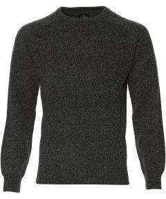 Jac Hensen pullover - modern fit - antraciet