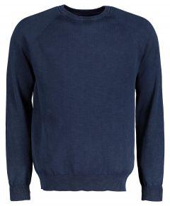 Jac Hensen pullover -modern fit - blauw