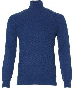 Jac Hensen coltrui - modern fit - blauw