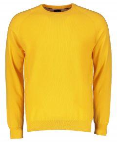 Jac Hensen pullover - extra lang - geel