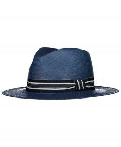 City Sport Panama hoed - blauw