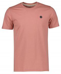 Anerkjendt t-shirt - slim fit - roze