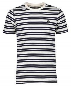 Anerkjendt t-shirt - slim fit - creme
