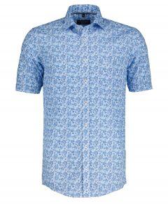 Casa Moda overhemd - regular fit - blauw