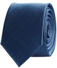 Stropdas - donkerblauw