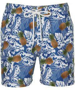 Jac Hensen zwemshort - modern fit - blauw