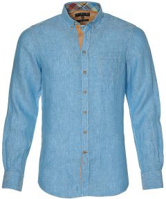 Colours & Sons overhemd - slim fit -turquoise