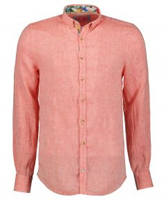 Colours & Sons overhemd - modern fit - zalm